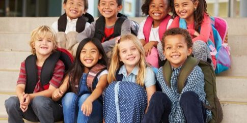bigstock-A-group-of-elementary-school