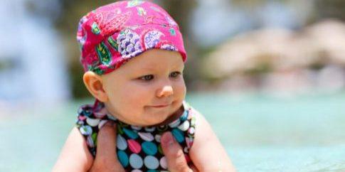 swimming-baby