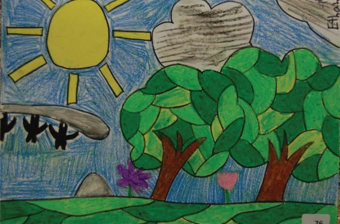 Ogden Nature Center Calls for Entries in the 2019 Earth Day Art Contest