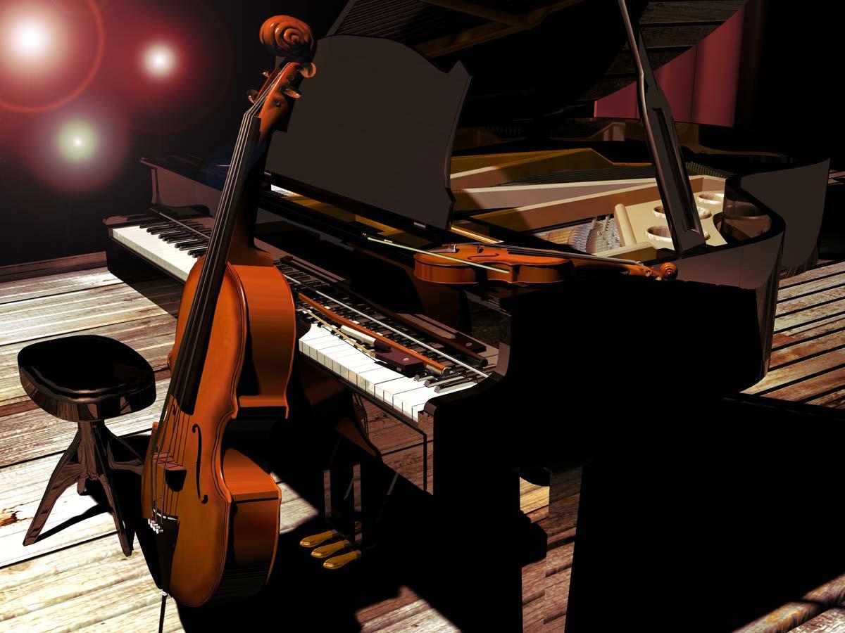 Piano-Cello-violin - Utah Family Magazine