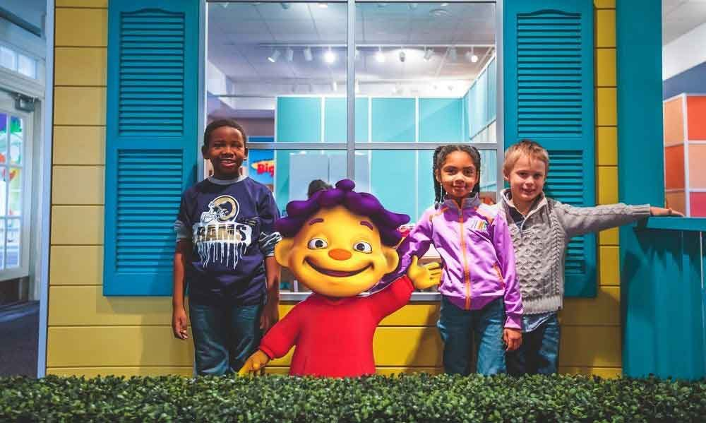 Sid The Science Kid Visits Discovery Gateway Children S Museum