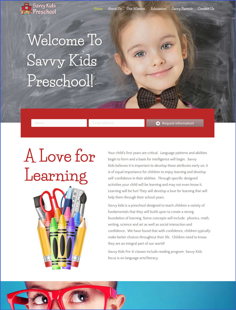 Savvy Kids Preschool
