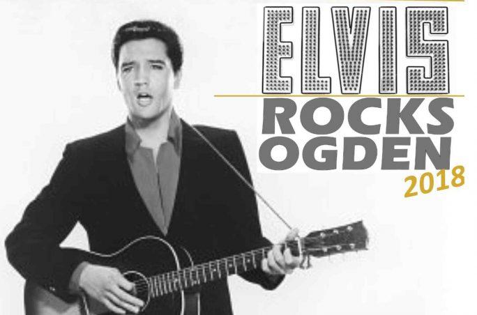 Elvis Rocks Ogden 2018