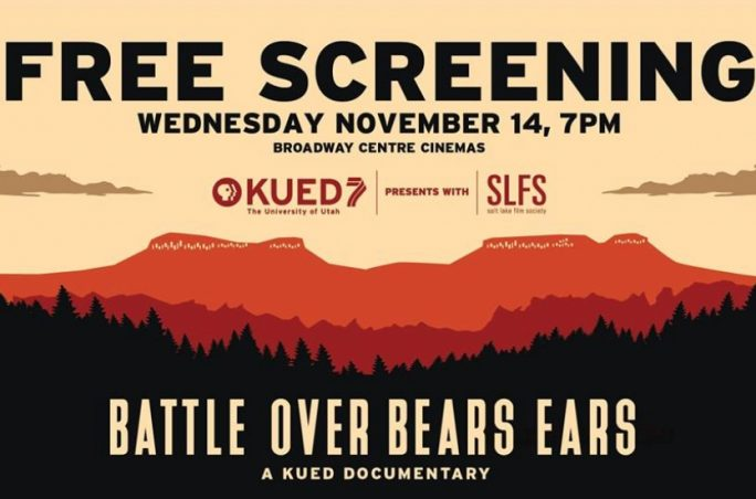 KUED Presents Free Theater Screening of 'Battle Over Bears Ears'