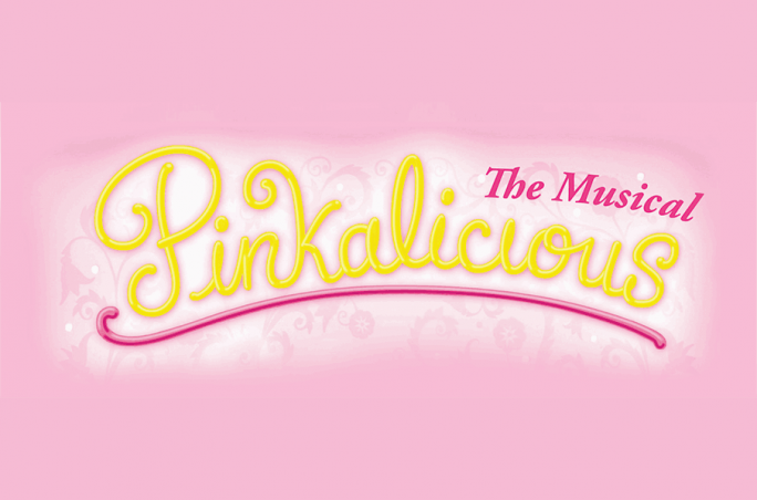 Salt Lake Acting Company Pinkalicious the Musical Logo