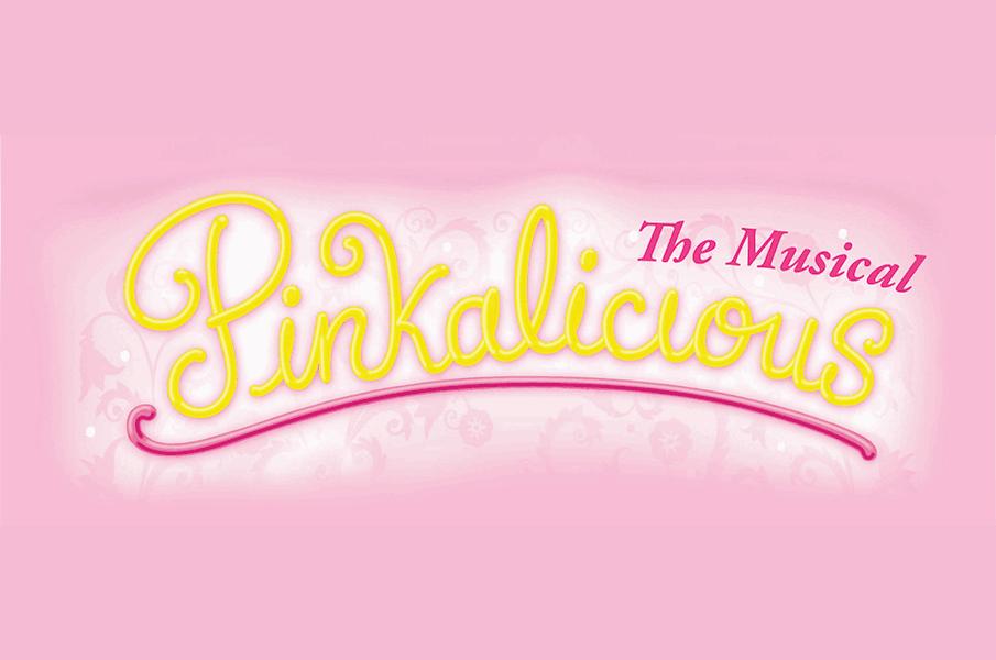 Salt Lake Acting Company Pinkalicious the Musical Logo