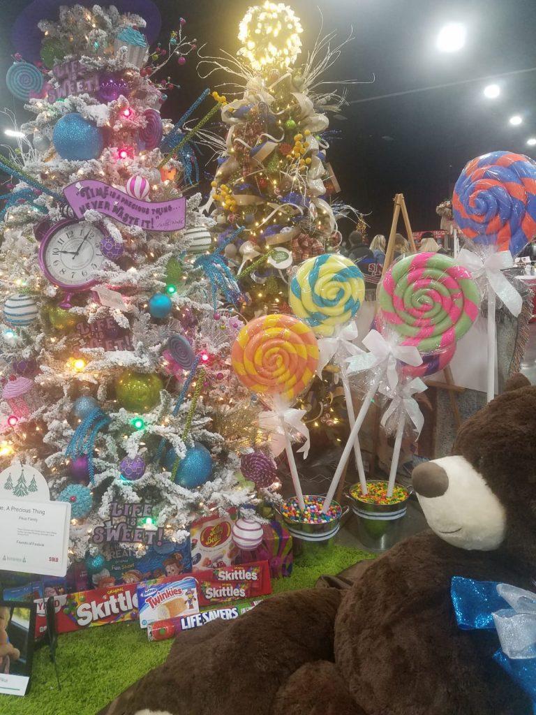 2018 Utah Festival of Trees Wonka Wonka