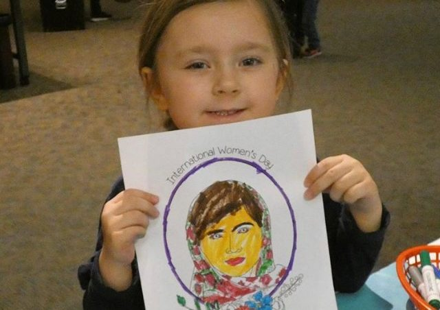 Discovery Gateway Children's Museum Helps Young Children Celebrate International Women's Day