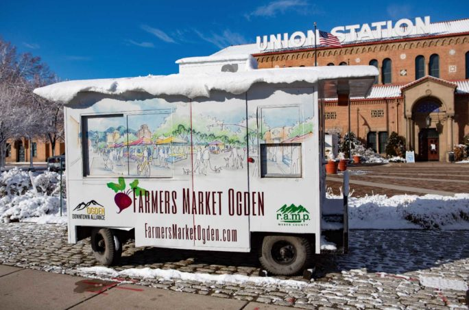 Ogden's Cozy Winter Market Returns For Its Third Year