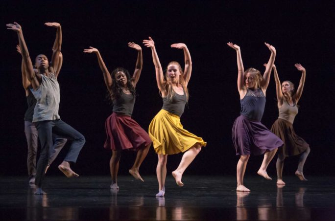 Repertory Dance Theatre fills the Ring Around the Rose stage with dance history and culture on March 14