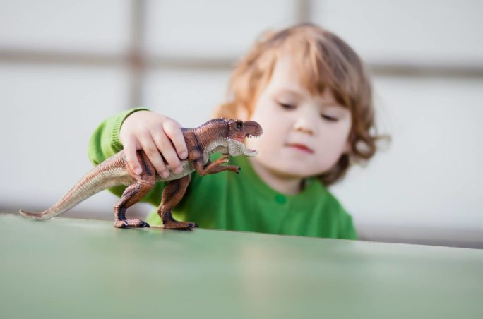 Little Learners Can Get Curious at the County Library